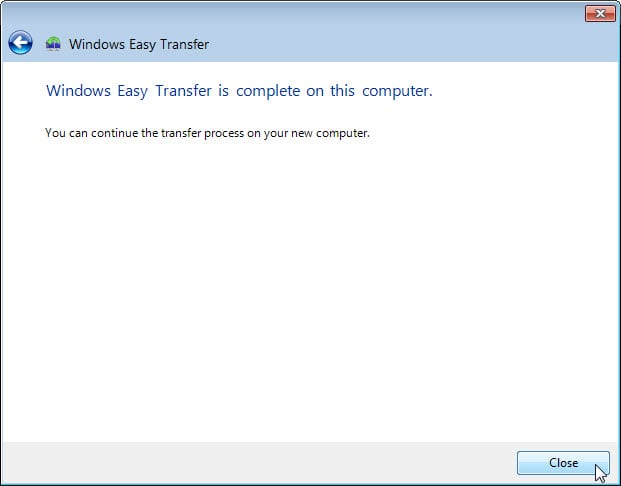 5.1.4.4 Lab – Data Migration in Windows Answers 14
