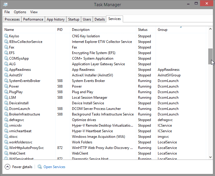 6.1.1.5 Lab – Task Manager in Windows 8 Answers 05