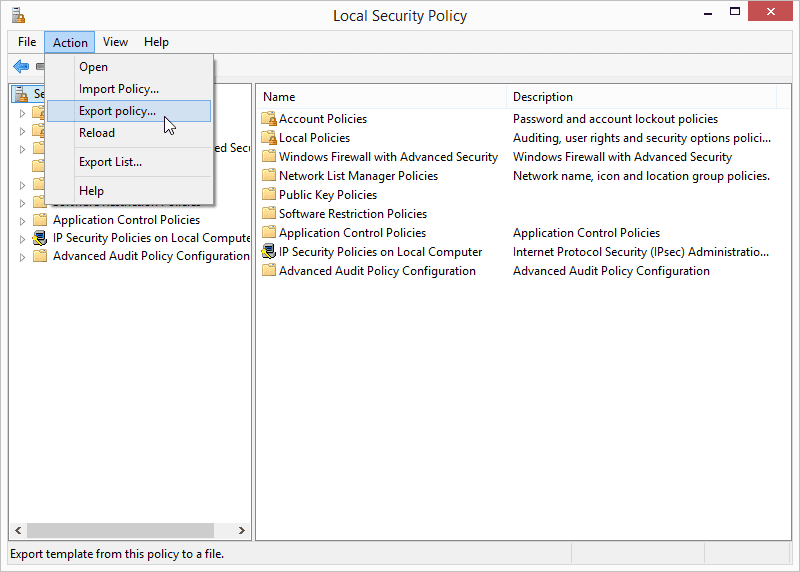12.2.1.8 Lab – Configure Windows Local Security Policy Answers 12