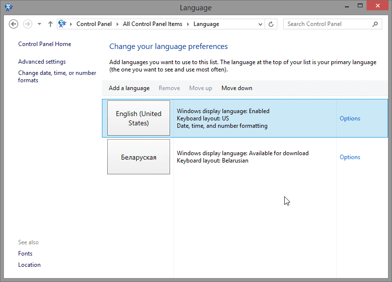 6.1.2.16 Lab – Region and Language Options in Windows 8 Answers 05