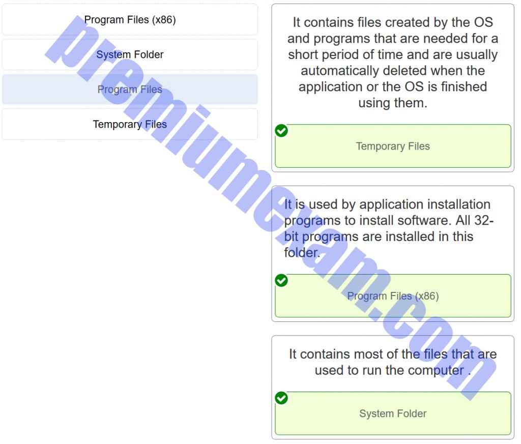 ITE v7.0 – IT Essentials (Version 7.0) – IT Essentials 7.0 Chapter 11 Exam Answers 001
