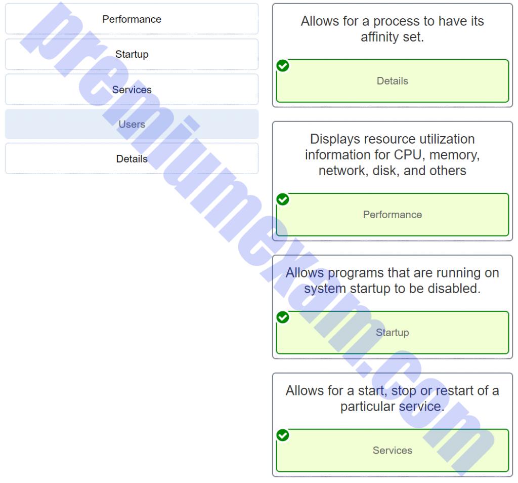 ITE v7.0 - IT Essentials ( Version 7.0) - IT Essentials 7.0 Final Exam 10 - 14 Answers 003